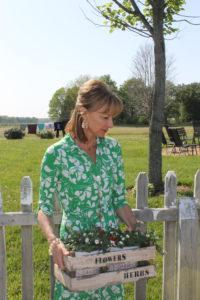 gardening, real food