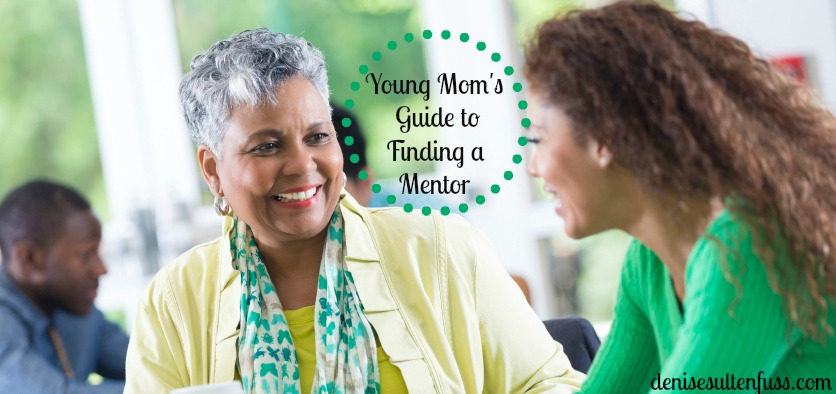 christian mentor for young moms