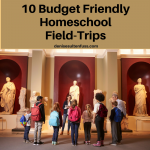 field trips, frugal, family trips