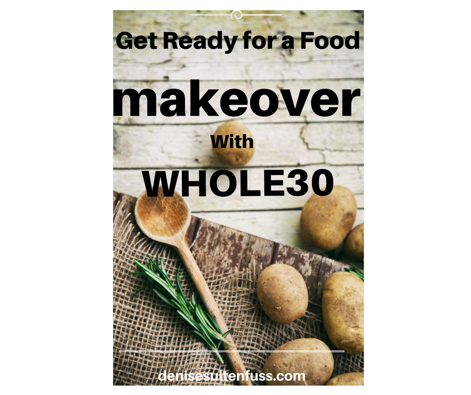 whole30 food makeover