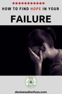 hope in failure