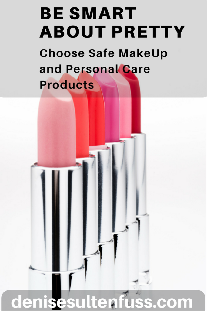 safe makeup and personal care products