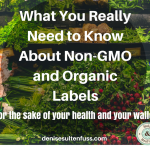 non-gmo, real food, healthy living