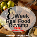 real food revamp